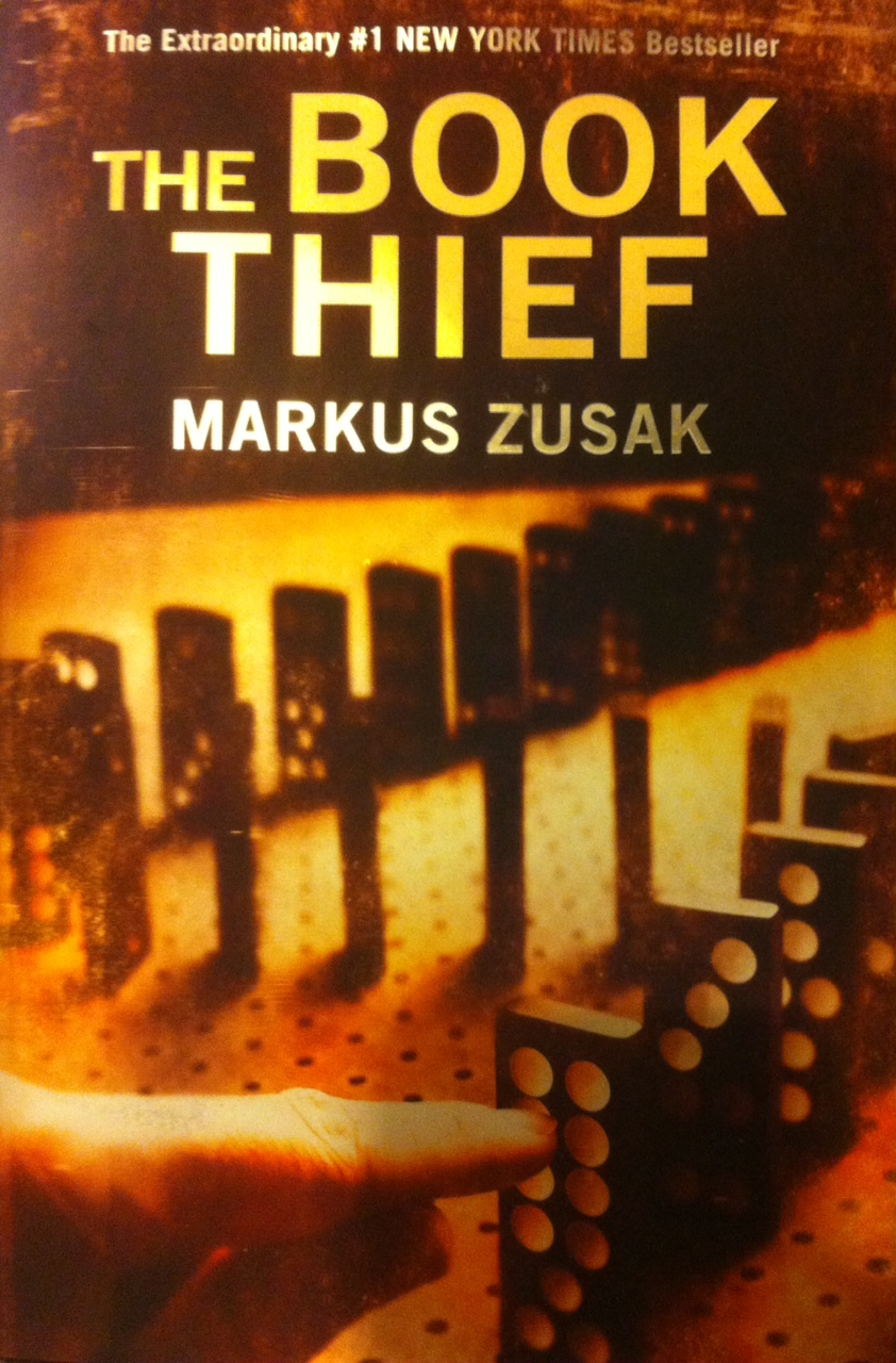 Book Thief Cover Art : Write amuck